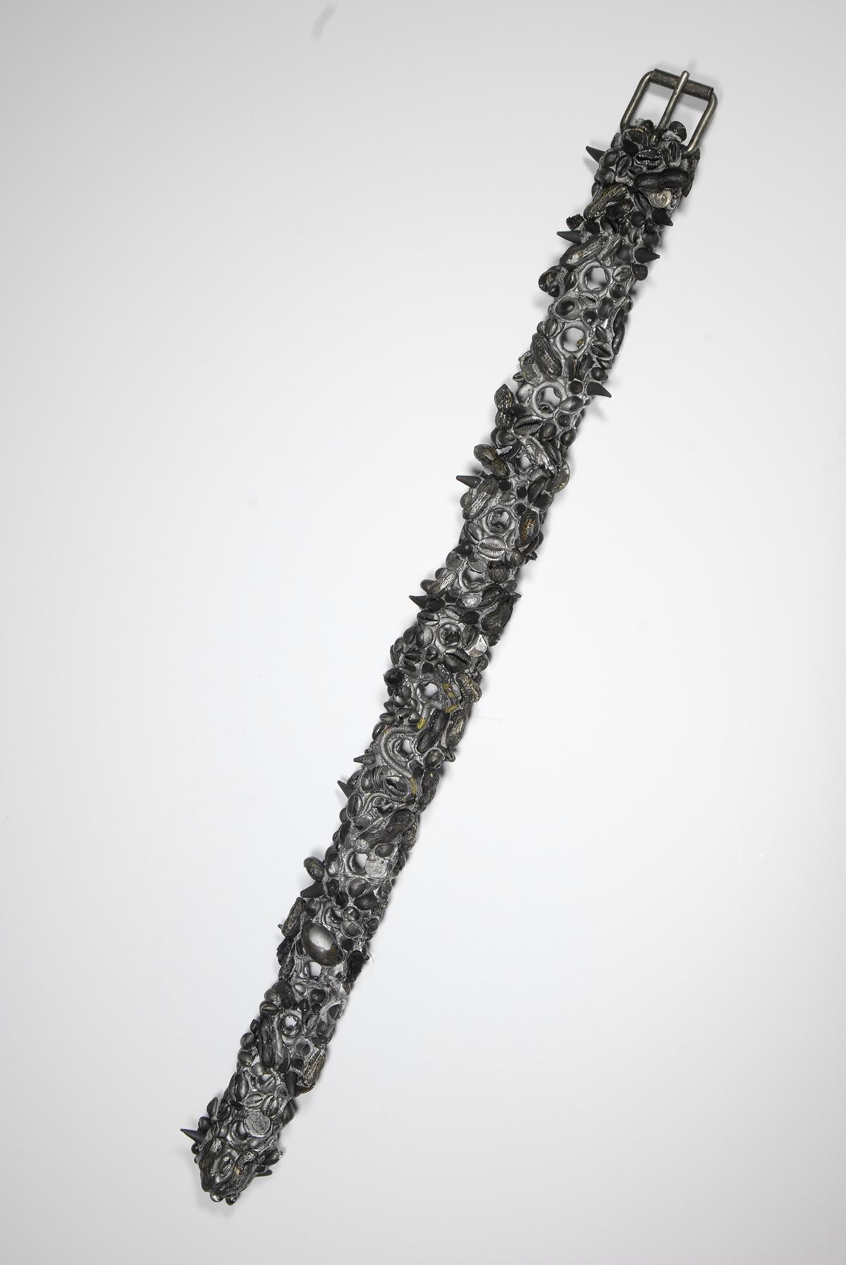 A.K. Burns, Katherine Hubbard, Belt, In Spirit Of, Sculpture